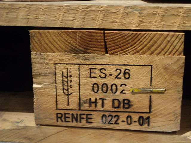 Container Cargo: Wooden Pallets and Packaging - BOA Logistics